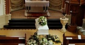 Pogrzeb śp. siostry Marty Grudke
